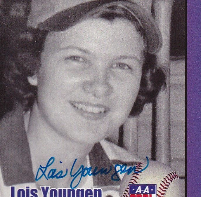 Lois Youngen-Winning with a Girl!
